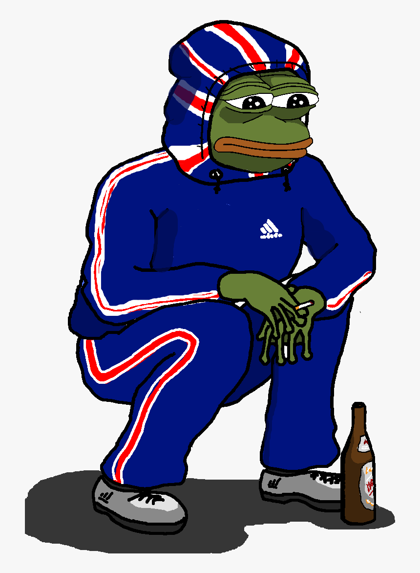 Pepe The Frog Adidas Clipart , Png Download - Pepe The Frog Russian, Transparent Png, Free Download