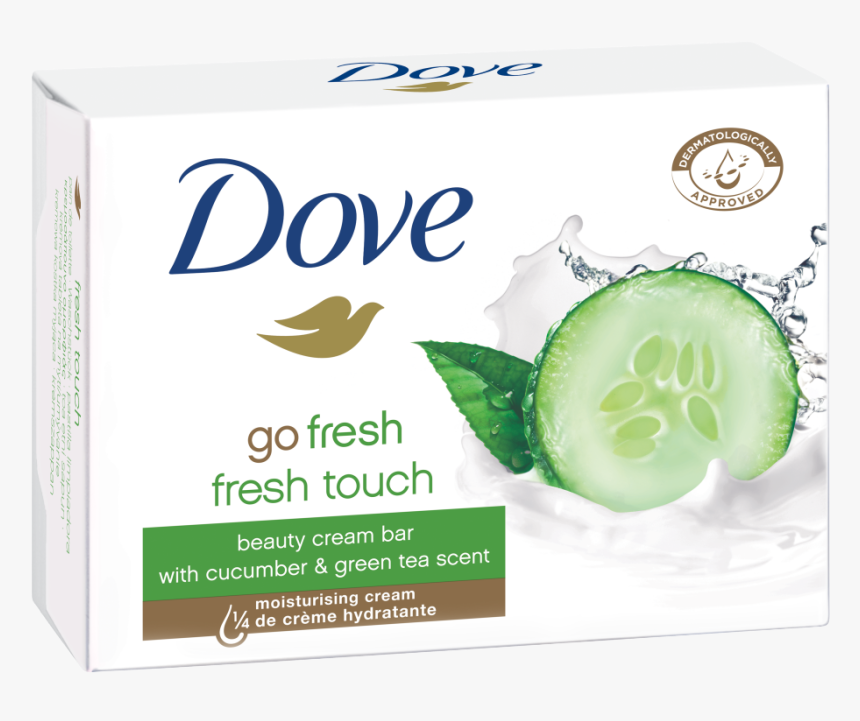 Dove Soap Cucumber And Green Tea, HD Png Download, Free Download
