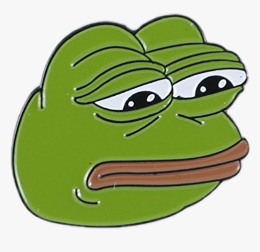 Transparent Dank Hat Png - Pepe The Frog Depressed, Png Download, Free Download