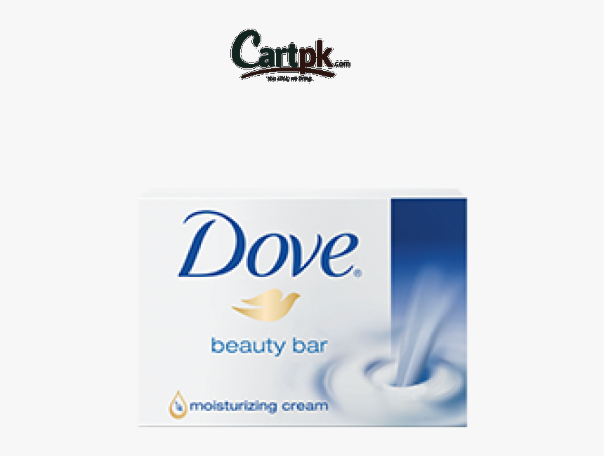 Dove Soap Beauty Cream Bar 75gm - Dove, HD Png Download, Free Download