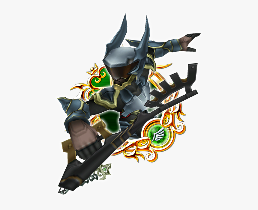 Armored Ventus - Kingdom Hearts Ven Armor, HD Png Download, Free Download