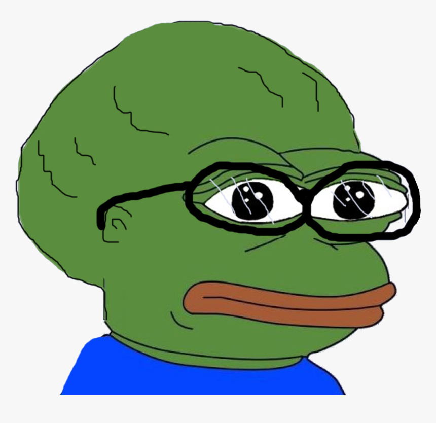 Pepe The Frog Smart, HD Png Download, Free Download