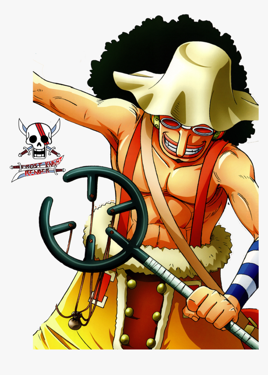 One Piece Usopp 2 Years Later Wallpaper For Iphone Hd Png