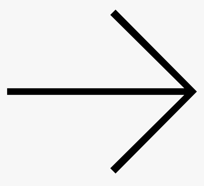 Essential Light Arrow Right - Triangle, HD Png Download, Free Download