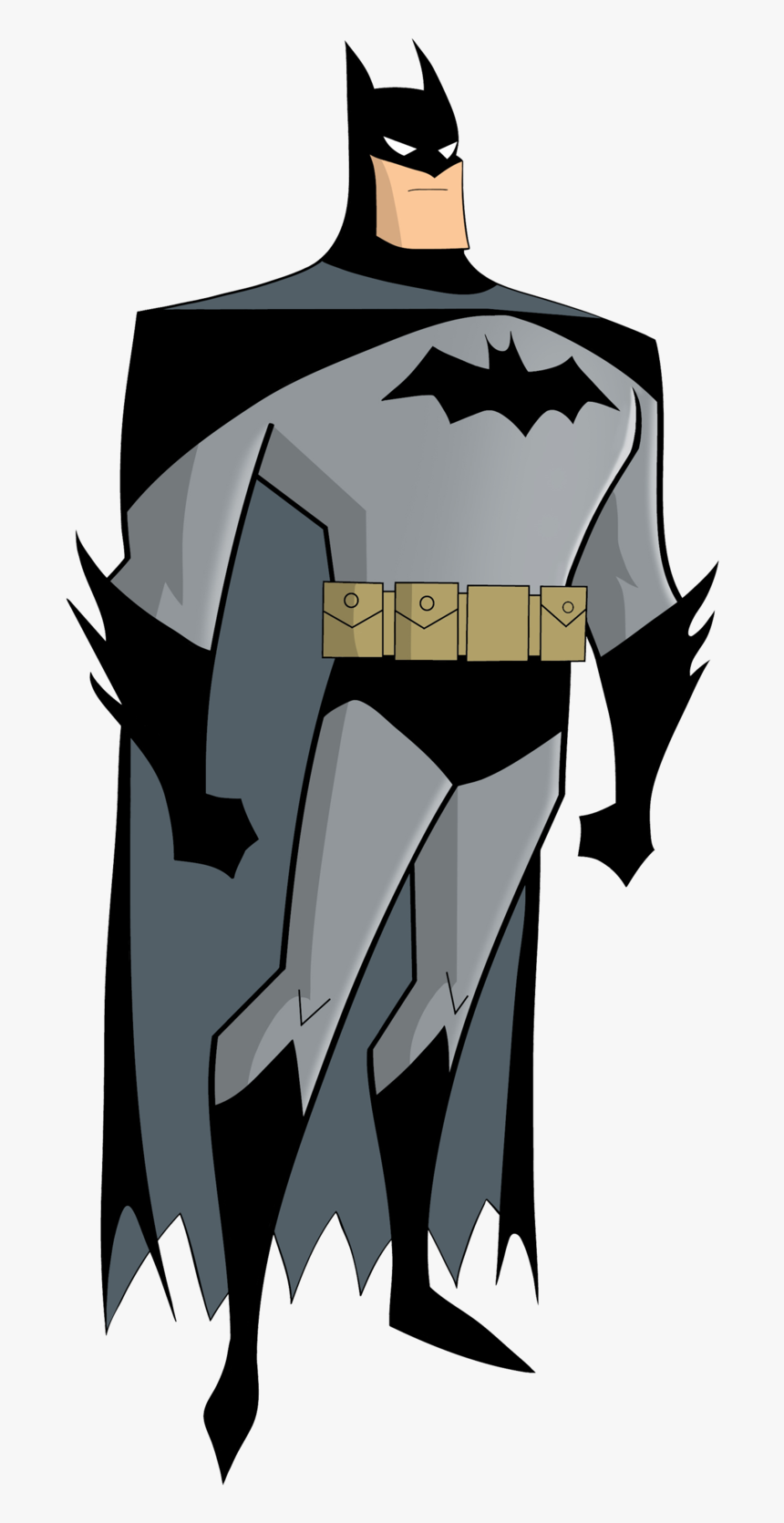 Vs Debating Wiki - Batman Animated Series Png, Transparent Png, Free Download