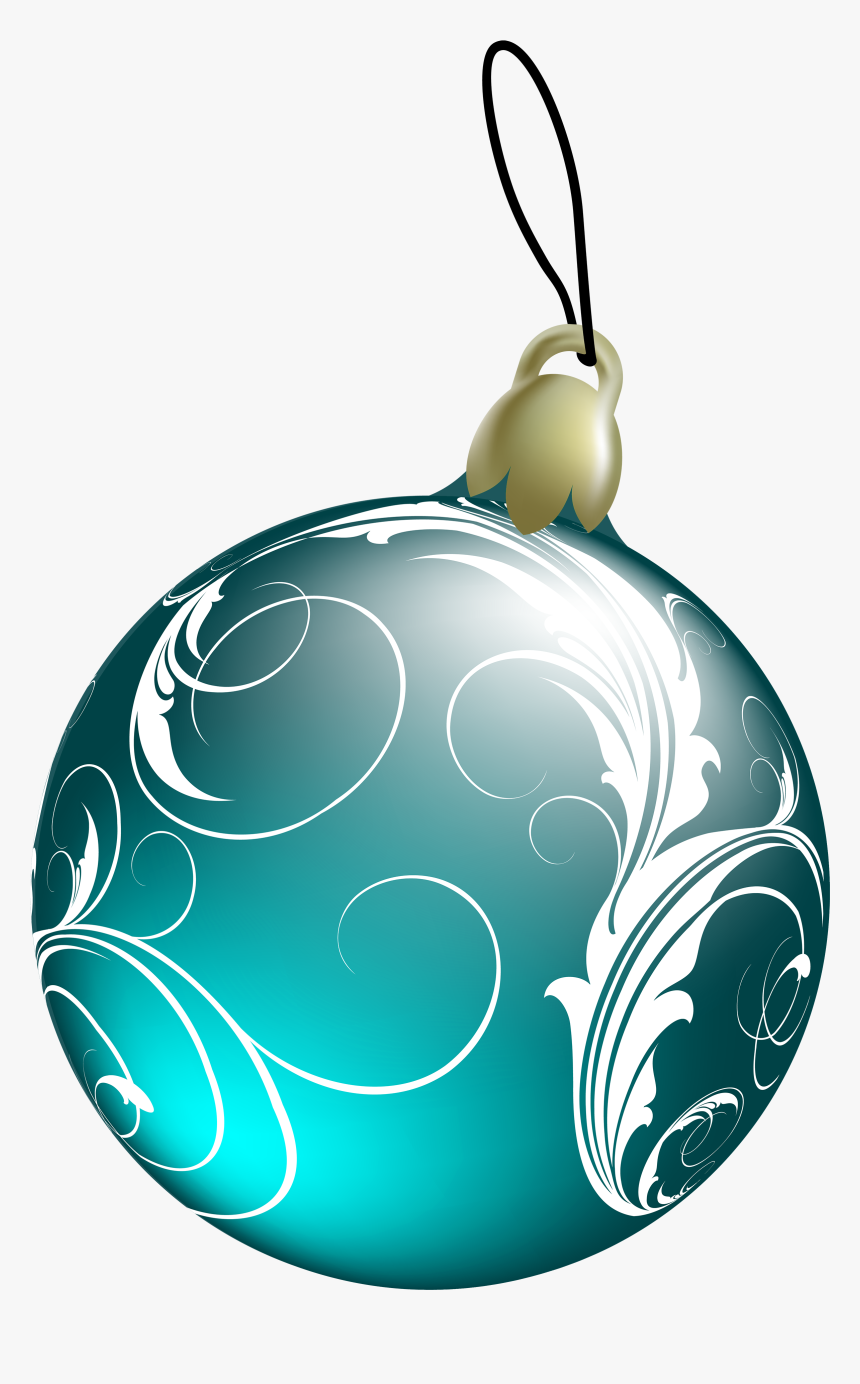 christmas ornament clipart no background