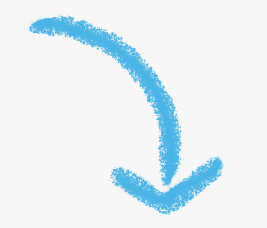 Light Blue Arrow Png, Transparent Png, Free Download