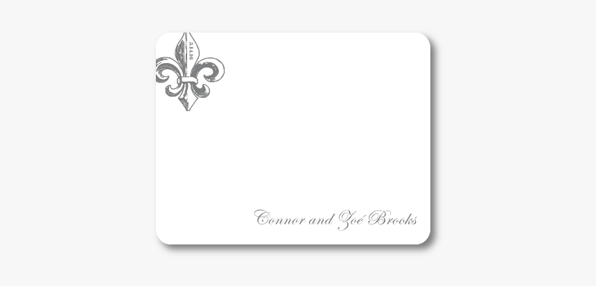 Evelyn Wedding Invitation Collection Thank You Card - Butterfly, HD Png Download, Free Download