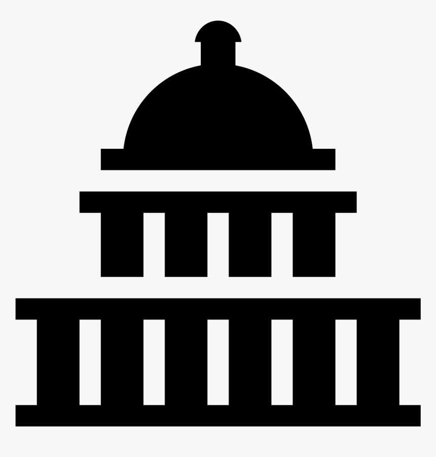 Us Capitol Icon - Capitol Building Icon, HD Png Download, Free Download