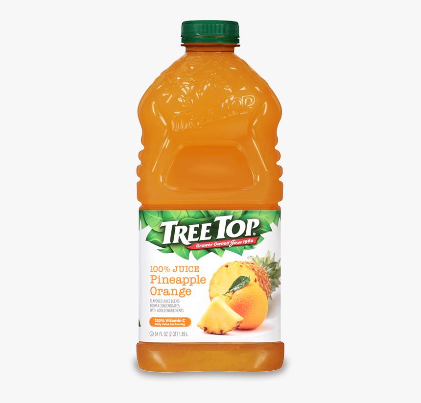 Tree Top Orange Pineapple - Tree Top Apple Juice, HD Png Download, Free Download