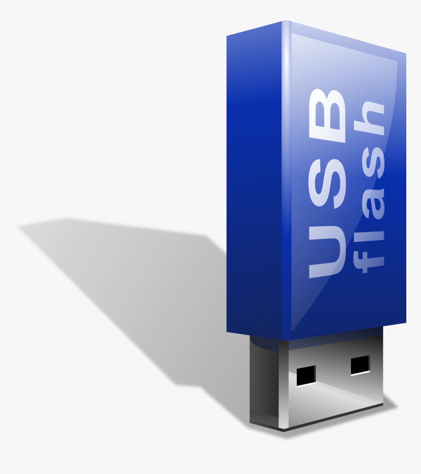 This Free Icons Png Design Of Usb Flash Not Green - Electronics, Transparent Png, Free Download