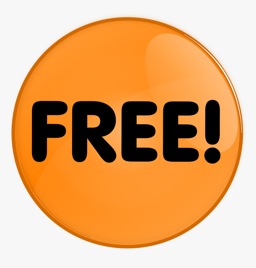 Button, Round, Offer, Orange, Icon, Special, Download - Penny Tees, HD Png Download, Free Download