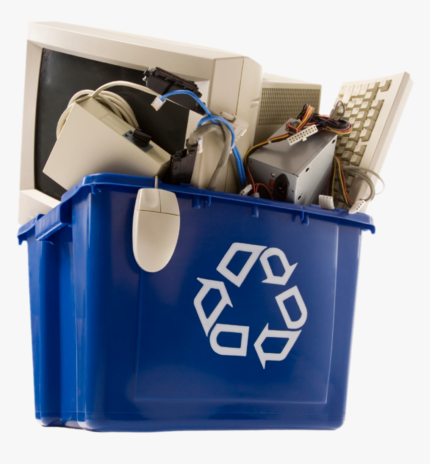 Electronics-recycling - Recyclable Electronics, HD Png Download, Free Download
