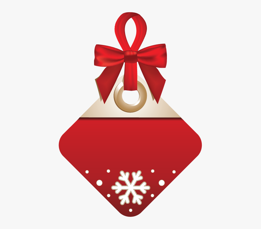 Svg Christmas Gift Tags, HD Png Download, Free Download