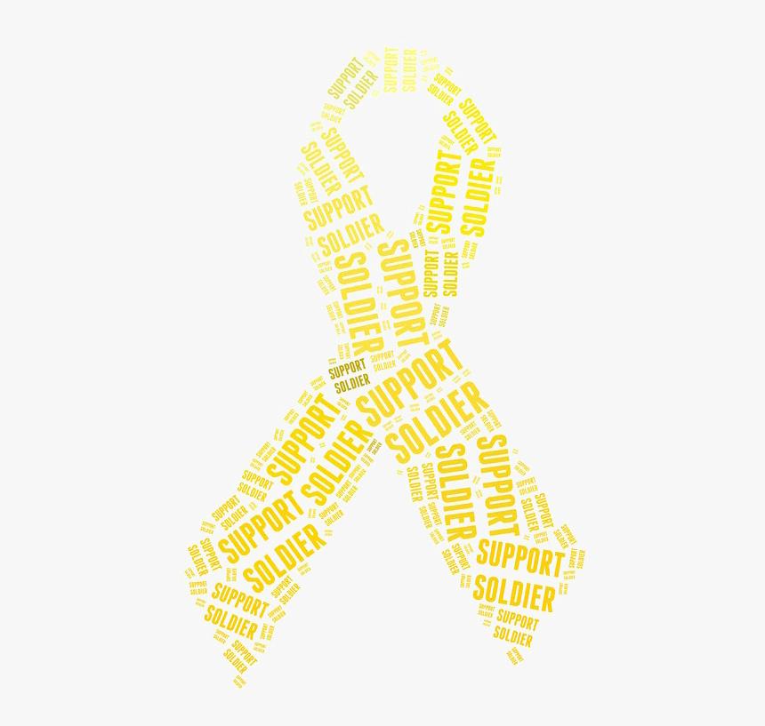 Yellow Ribbon Png Photo - Illustration, Transparent Png, Free Download