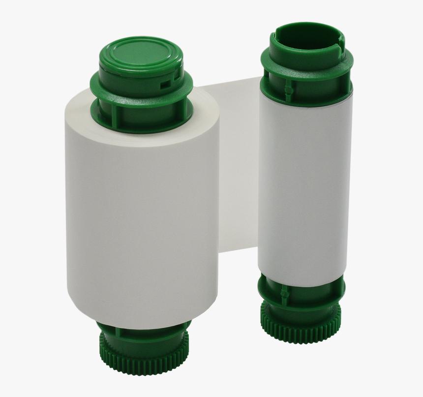 Pointman White Monochrome Ribbon 1000 Prints 900 66200240 - Water Bottle, HD Png Download, Free Download