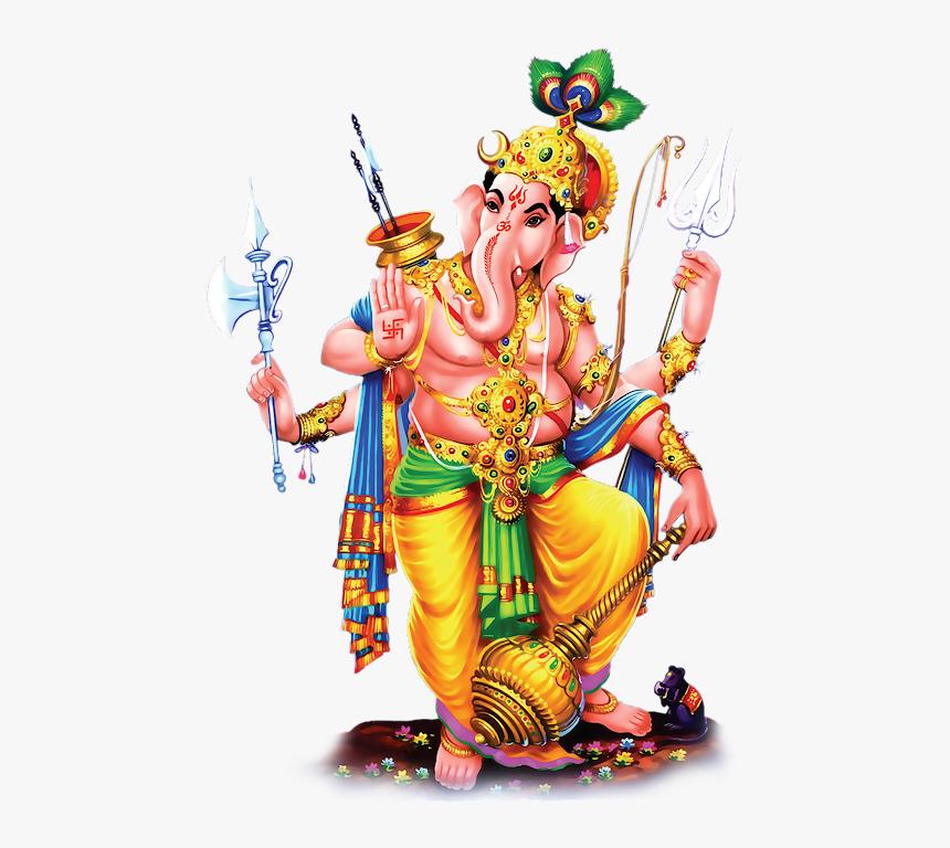 Famous God Vinayaka Hd Png Photos And Images Free Downloads - Vinayagar Hd Images Png, Transparent Png, Free Download