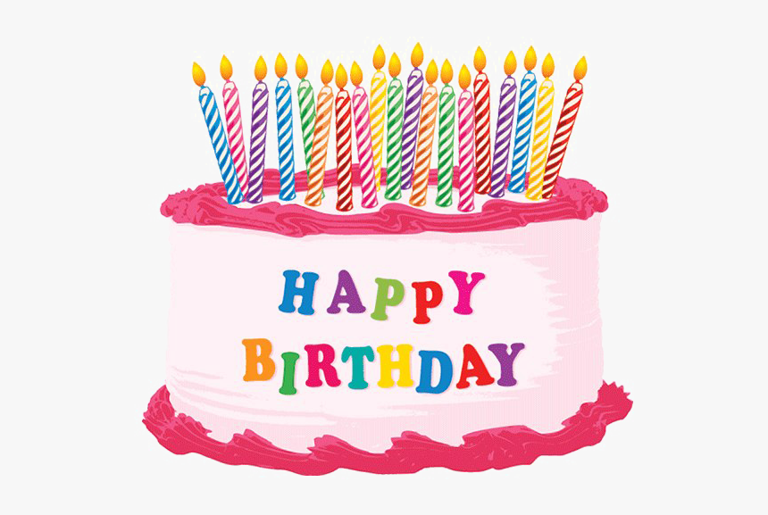 Happy Birthday Cake Png Pic - Birthday Cake Png Transparent, Png Download, Free Download