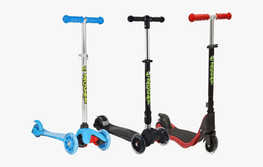 The Difference In Steering Between A Two And Three - Segway, HD Png Download, Free Download