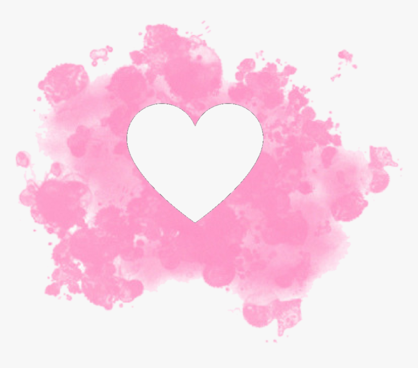 #heart #hearts #smoke #love #frame #frames #borders - Love Icon For Instagram Highlights, HD Png Download, Free Download