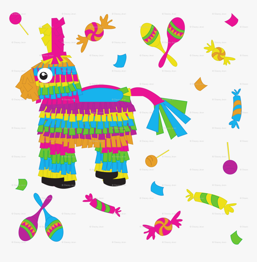 Confetti Fabric Pumpkinbones Spoonflower, HD Png Download, Free Download