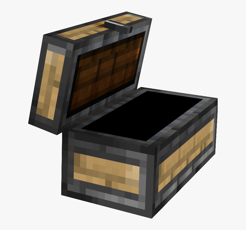 Transparent Minecraft Chest Png, Png Download, Free Download