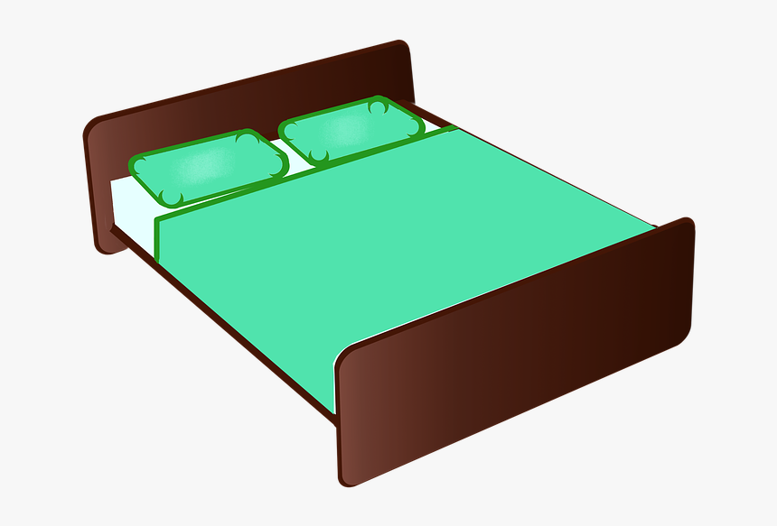 Minecraft Bed Png, Transparent Png, Free Download