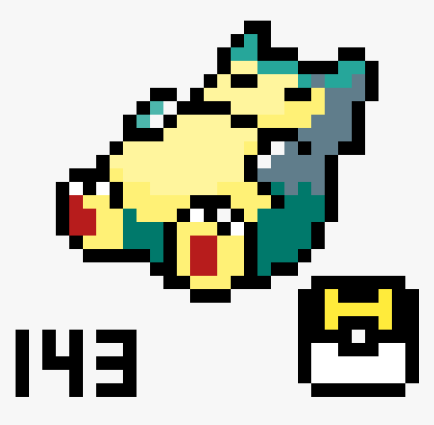Snorlax Png, Transparent Png, Free Download