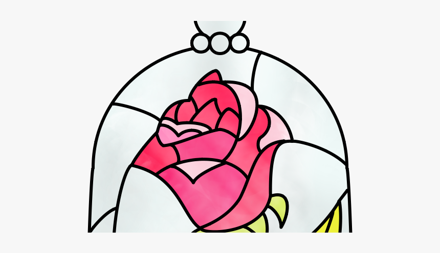 Beast Belle Drawing Sketch, HD Png Download, Free Download