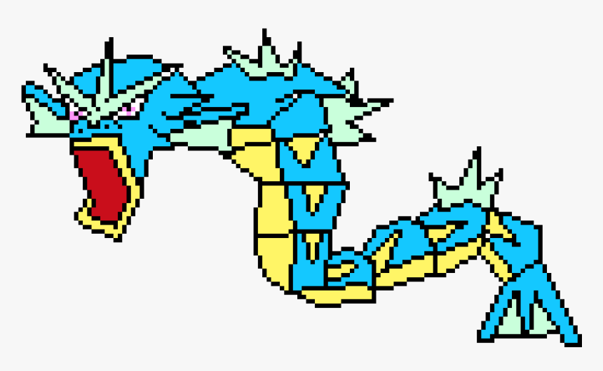 Gyrados Png - Gyarados, Transparent Png, Free Download
