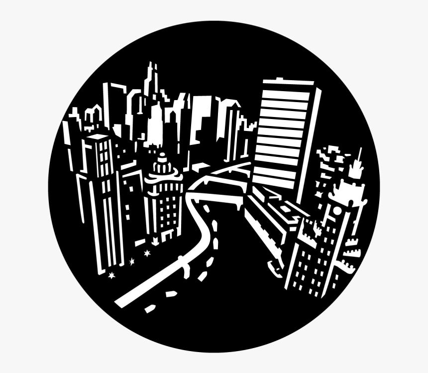 Chicago Skyline Png, Transparent Png, Free Download