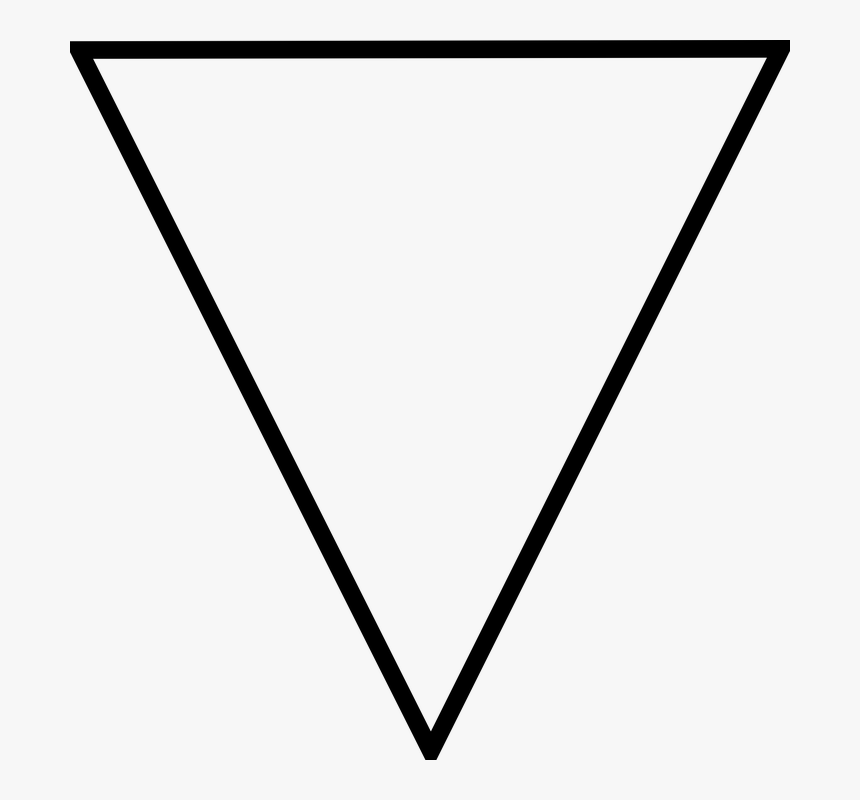 Triangle, Geometry, Shape, Geometric, Sides, HD Png Download, Free Download