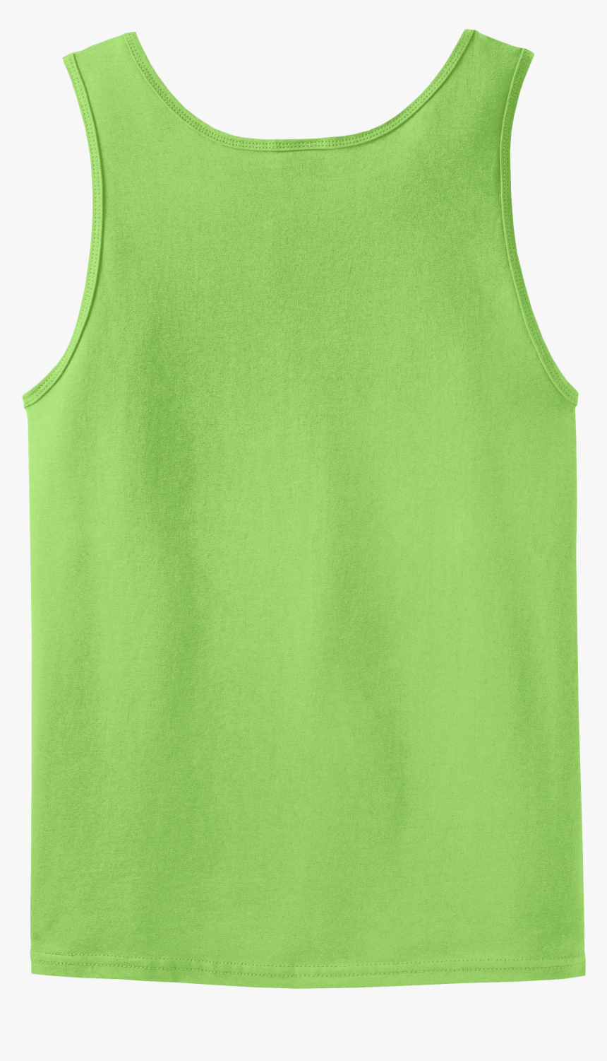Ultra Cotton ® Tank Top Screen Print, Embroidery Services, HD Png Download, Free Download