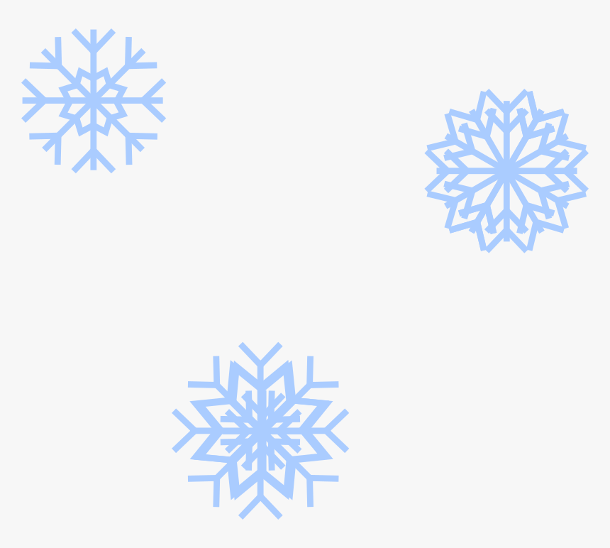 Snow Flakes, HD Png Download, Free Download