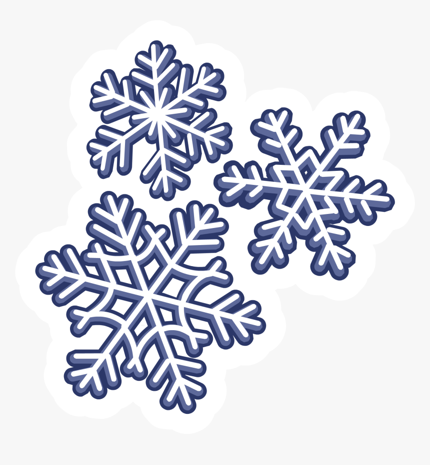 Designs Snowflakes Png, Transparent Png, Free Download
