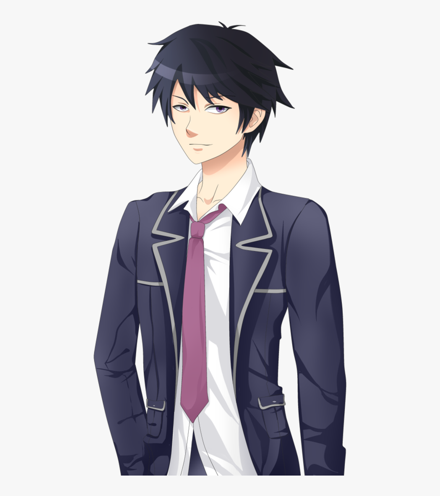 Character Highlight Week News - Anime Boy Transparent Background, HD Png Download, Free Download