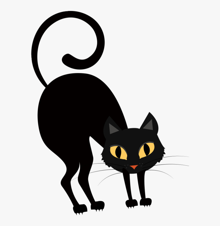 Black Cat A Little Horror Dark Night Clipart Animal Cartoon Black Cat Png Transparent Png Kindpng Cartoon cartoon cartoon drawings easy cartoon creepy drawings dark drawings arte zombie creepy images my little pony drawing cat character. black cat a little horror dark night