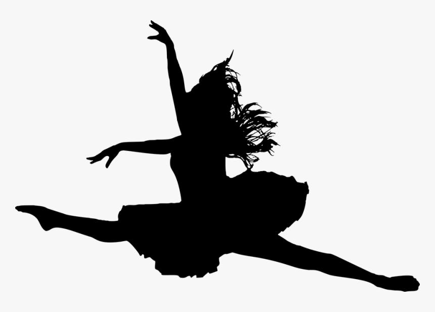 54006 Transparent Background Ballet Dancer Silhouette Png Png Download Kindpng