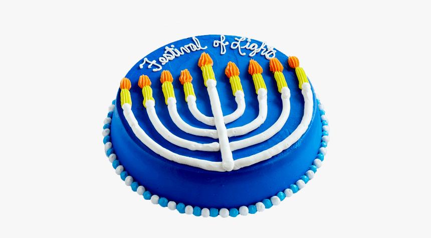 Swell Festival Of Lights Round Cake Carvel Hanukkah Cake Hd Png Funny Birthday Cards Online Elaedamsfinfo