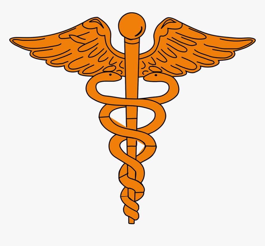 Doctor, Orange, Medical, Symbol, HD Png Download, Free Download