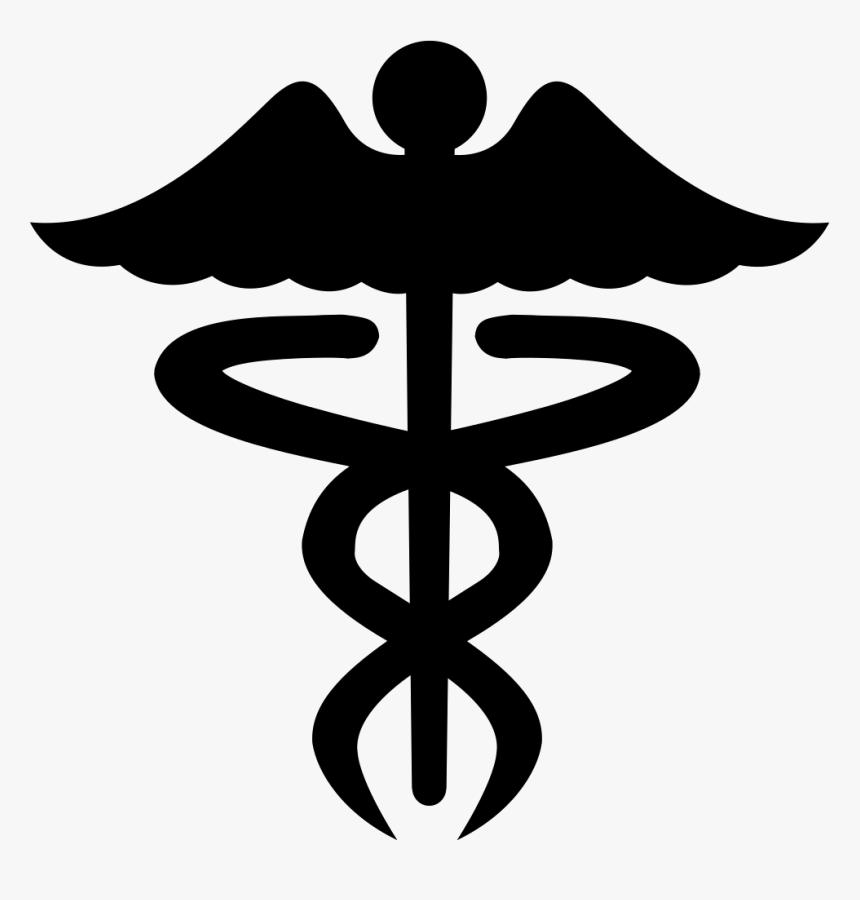 Caduceus Medical Symbol - Medical Symbol Png, Transparent Png, Free Download
