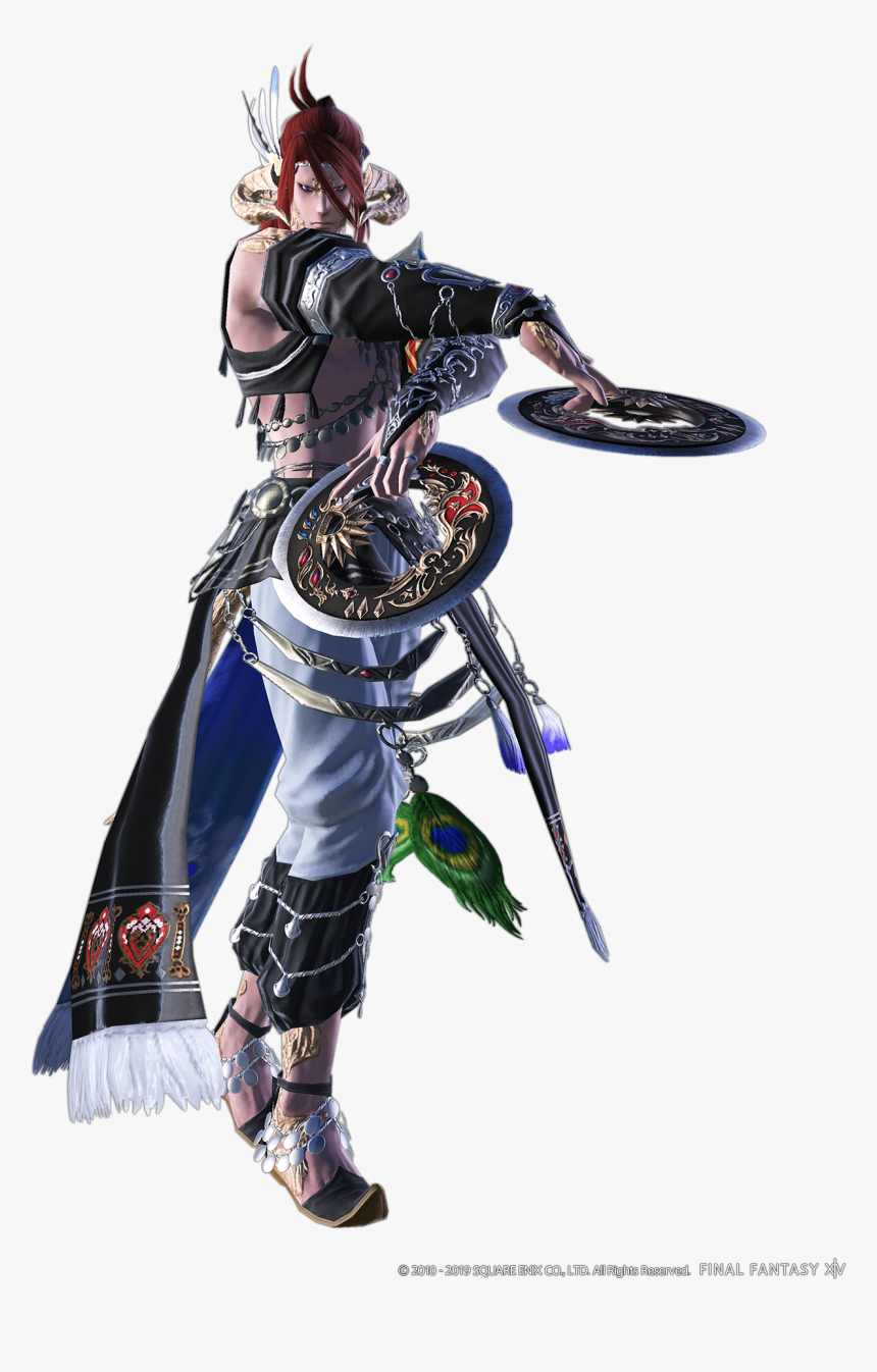 Transparent Fantasy World Clipart - Ffxiv Male Dancer Gear, HD Png Download, Free Download