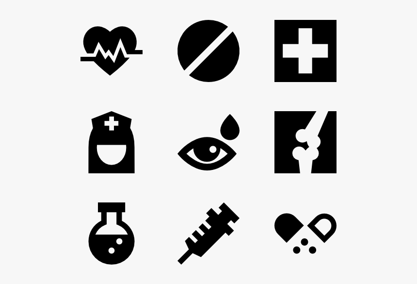 Medical Services Fill - Facebook Instagram Icon Vector, HD Png Download, Free Download