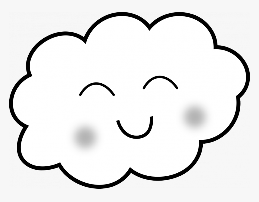 This is a graphic of Cloud Printable in rain