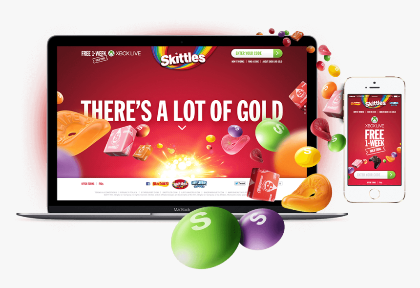 Skittles, HD Png Download, Free Download