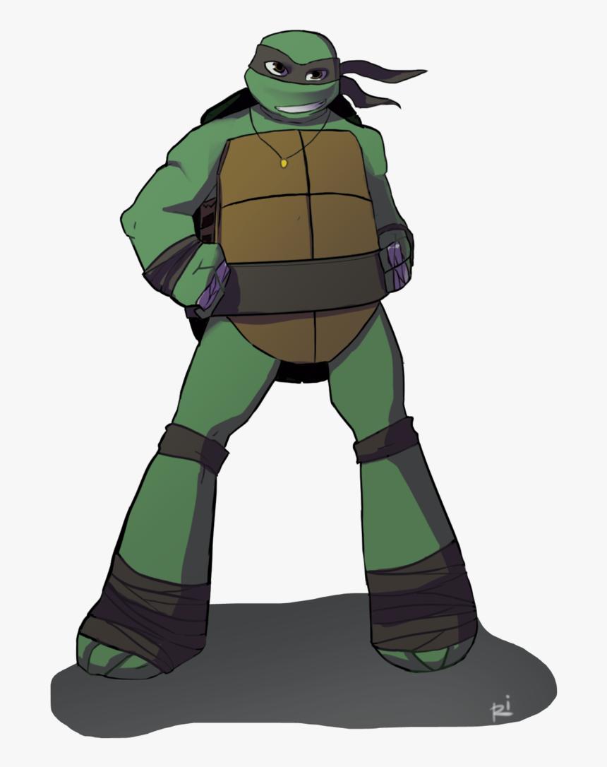 Leonardo Teenage Mutant Ninja Turtles Art Drawing - Drawing, HD Png Download, Free Download