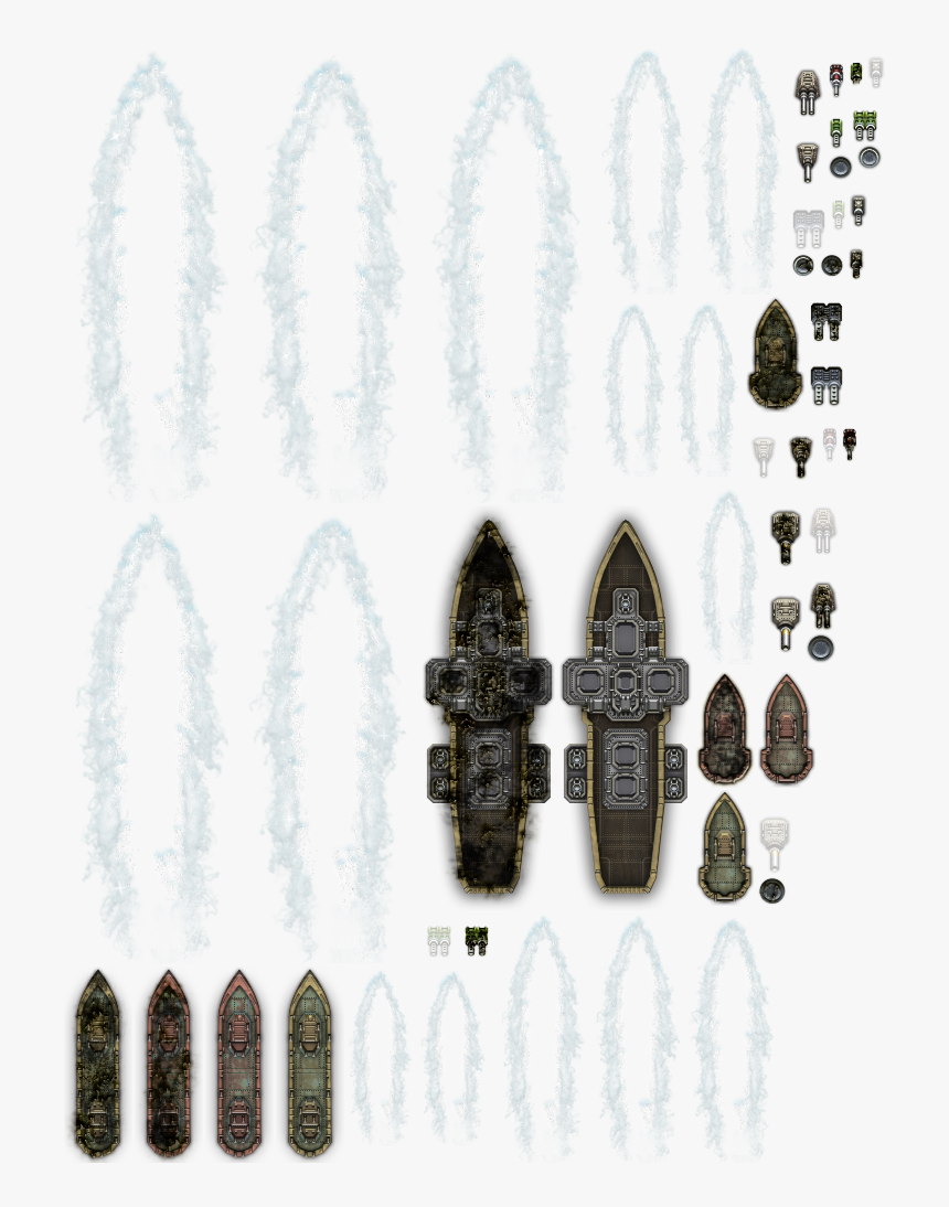 Preview - Free Boat Sprite, HD Png Download, Free Download