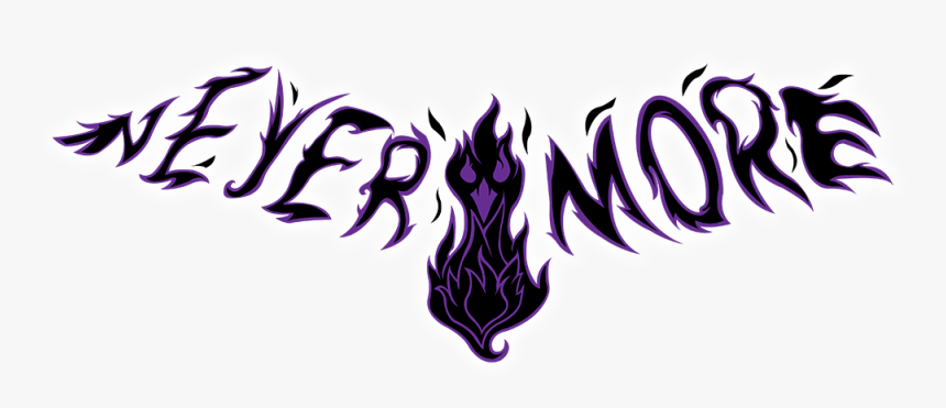 Nevermore Logo, HD Png Download, Free Download