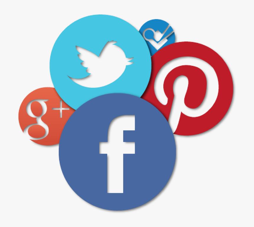 Transparent Google Plus Png - Social Media Transparent Background, Png Download, Free Download