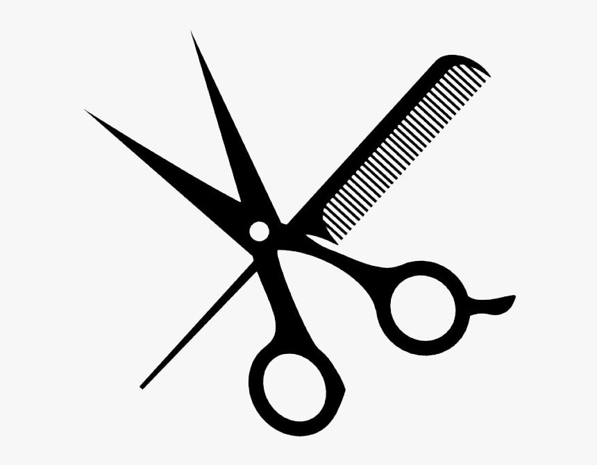 Scissors Vector Art - Clipart Scissor, HD Png Download - kindpng